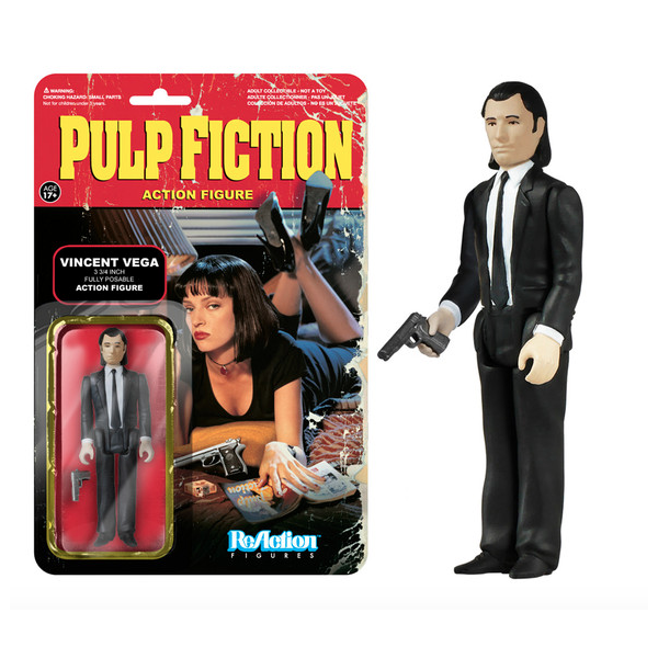 ReAction - Pulp Fiction: Vincent Vega
