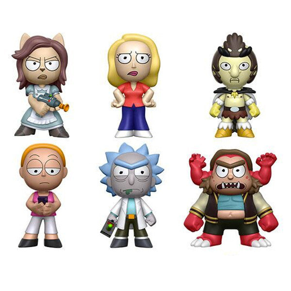 Rick & Morty - Mystery Mini Blindbox Series 1