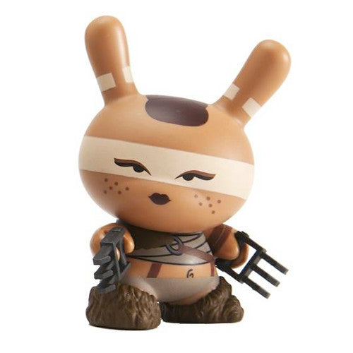 Dunny Post-Apocalypse - Road Warrior Chick