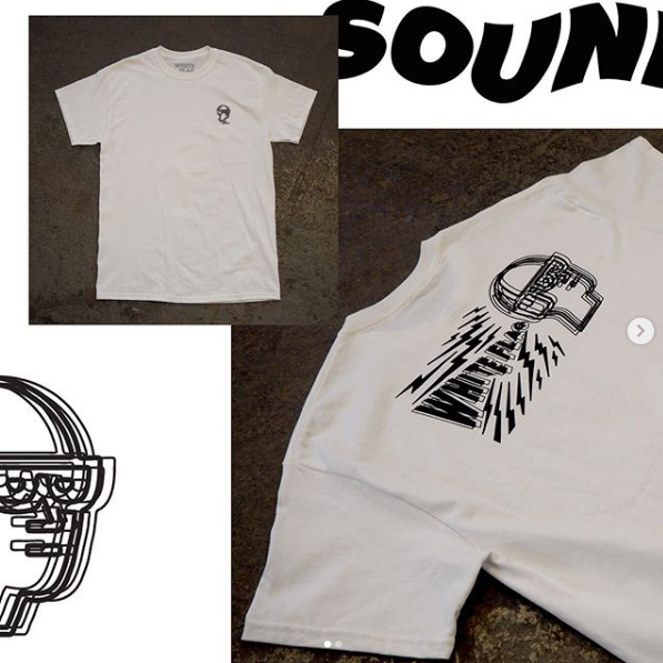 Sound Waves Tee