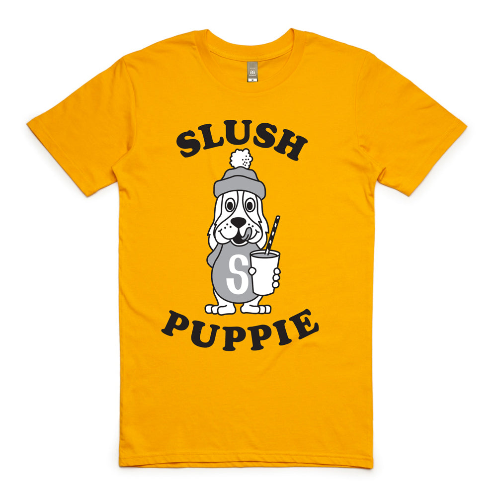 Slush Puppie Tee (yellow)