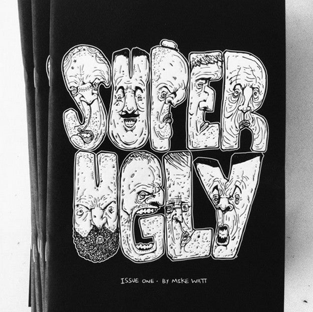 Super Ugly Zine