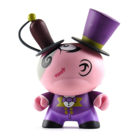 Dunny 2012 - The Sword Swallower - Triclops Studio