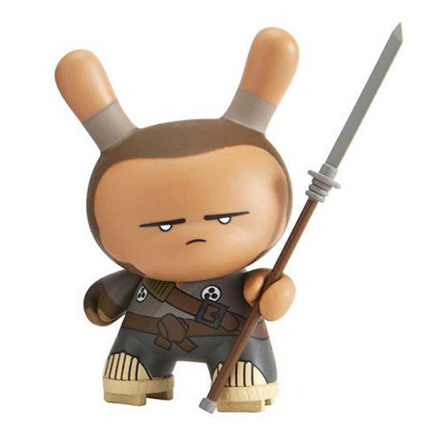 Dunny Post-Apocalypse - Sanjuro The Ronin