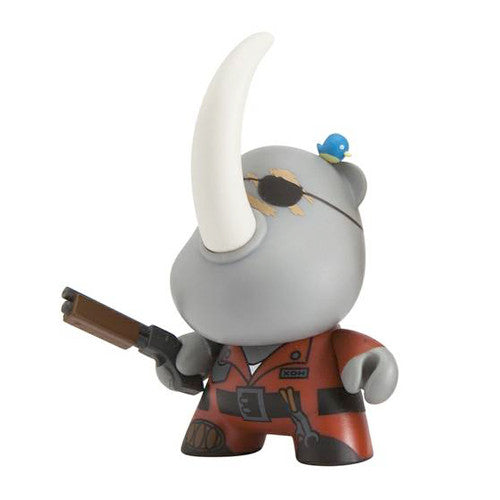 Dunny Post-Apocalypse - Xam Dam Hicks