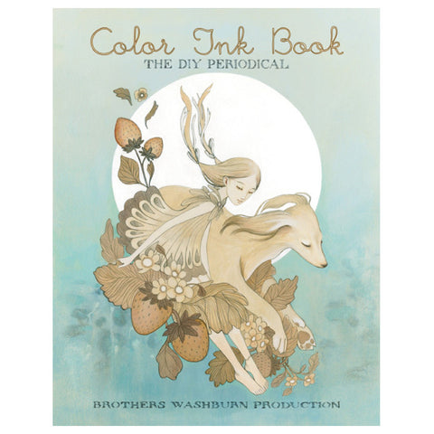 Color Ink Book Volume 15 - Cover by Amy Sol