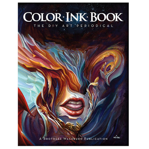 Color Ink Book Volume 20 - Cover by NC Winters
