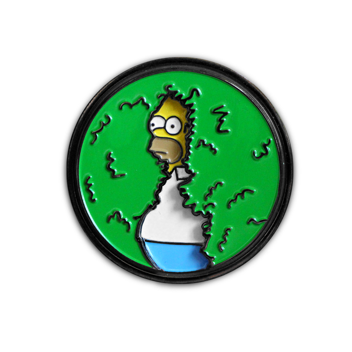 Disappearing Homer - Pin
