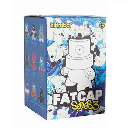 Fat Cap Series 3 - D.Ross Scribe