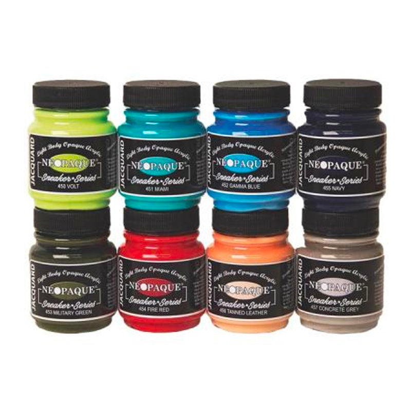 Jacquard Neopaque Sneaker Series Acrylic Paint