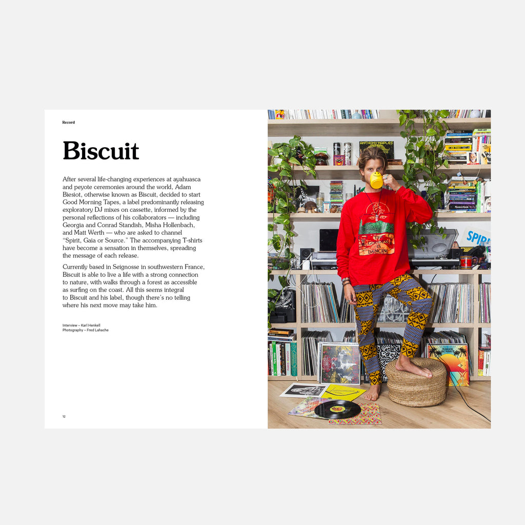 Record Culture Magazine - Issue 7