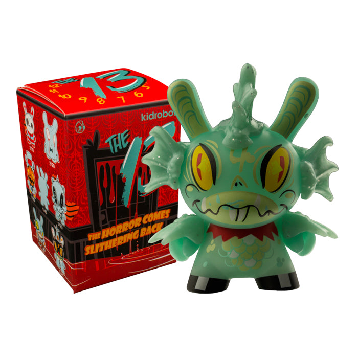 The 13 Glow In The Dark Dunny Miniseries