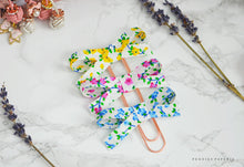 Wildflowers Collection Baby Alice Bow Bundle Paper Clips