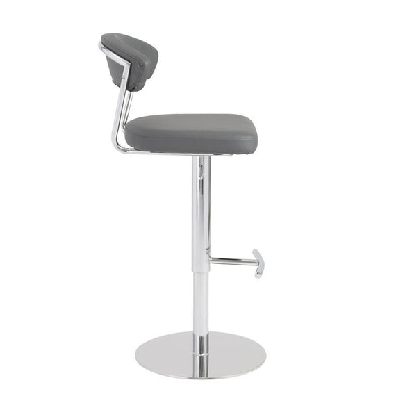 EURO - Draco Adjustable Barstool