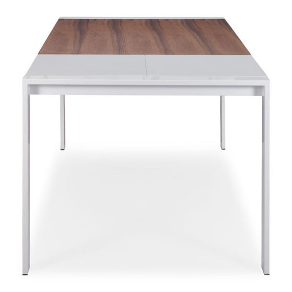 Oslo Walnut Extension Table