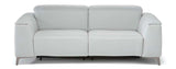 NATUZZI Editions C074 Trionfo Triple Motion Recliners Sectional