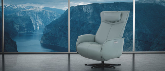 FJORDS- AXEL Power Recliner