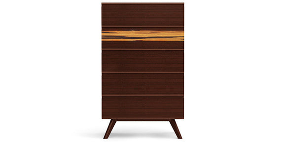 Greenington Solid Bamboo Azara 5 Drawers Chest