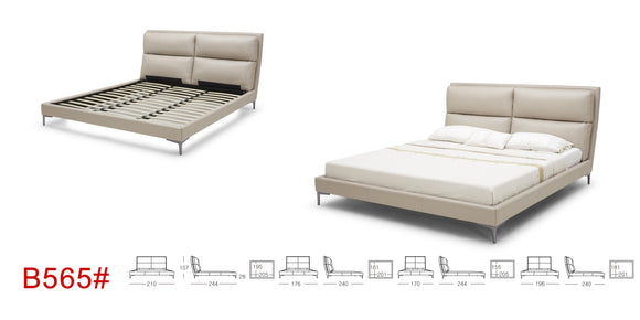 Euro Platform Bed KTouch B565