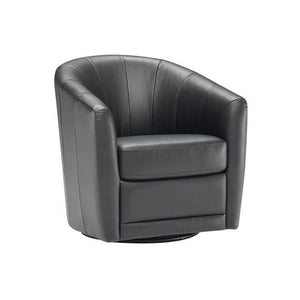 Natuzzi Editions - B596  GIADA Accent Swivel Chair