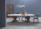 Tonin Casa - Italy -  Big Firenze Dining Table #8078