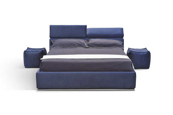 Novaluna - Alba Bed - Made in Italy