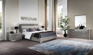 Made In Italy -Alf Italia Iris Bedroom Casegoods