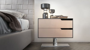 Modloft - Park 2 Drawers Nightstand