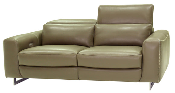Muse A6168 Sofa With Power Recliners Eurohaus Modern