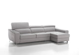 BARDI - Waldorf Sectional w/Storage chaise