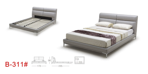 EURO Platform Bed KTOUCH B311