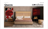 Novaluna Model Queen Bed