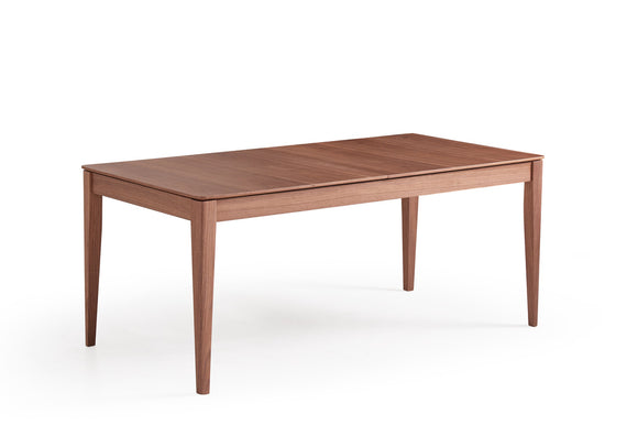 KB - Oslo Walnut Dining Table with Extension