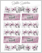 Scribbles - Bow Washi Strips