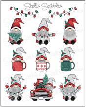 Load image into Gallery viewer, Scribbles - Farmhouse Christmas Gnomes
