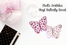 Vinyl Decal - Butterfly