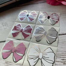 Sticker Seals - Bows - Set of 6