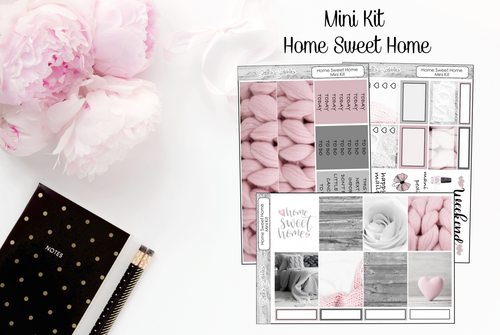 Mini Kit - Home Sweet Home