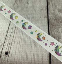 Washi - Pastel Ombre Moon - Silver Holo Foil