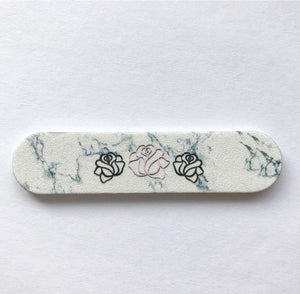 SALE - Rose Nail File