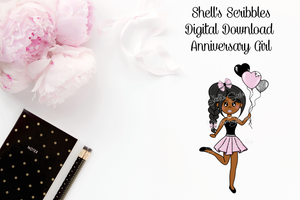 Digital Download - Lola - Anniversary Girl