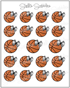 Scribbles - Basketball