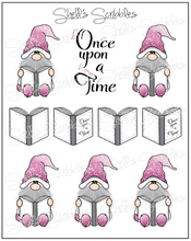 Scribbles - Reading Gnomes