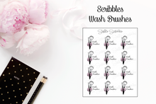 Scribbles - Wash Brushes