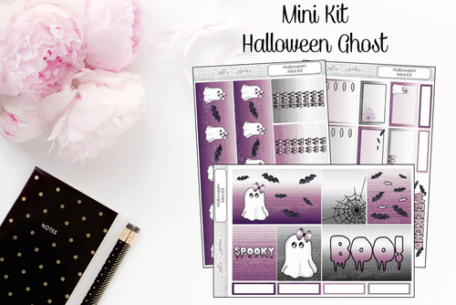 Mini Kit - Halloween Ghosts