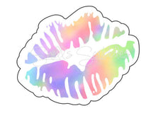 Die Cuts - Rainbow Lips