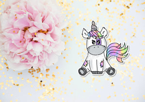Die Cuts - Unicorn