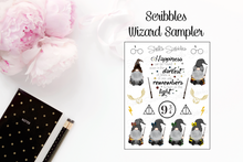 Scribbles - Gnome Wizard Sampler