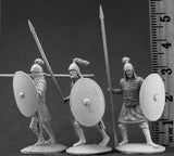 #8350 War Pack of 20 Byzantine Spearmen