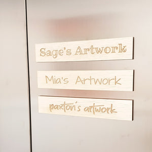 Artwork Magnets - Simplified